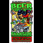 Firehouse Beer Punk 'n' Junk Poster