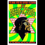 Chuck Sperry - Firehouse Peter Tosh Birthday Celebration - Bunny Wailer Poster