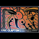 Firehouse Eric Clapton Poster