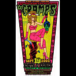 Chuck Sperry - Firehouse The Cramps Poster