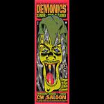 Chuck Sperry - Firehouse Demonics CW Poster