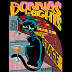 Chuck Sperry The Donnas Poster