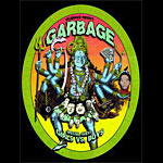 Firehouse Garbage Poster