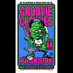 Firehouse Groovie Ghoulies Poster