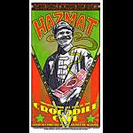 Firehouse Hazmat Poster