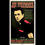 Chuck Sperry - Firehouse Joe Strummer Memorial Poster
