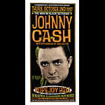 Firehouse Johnny Cash Poster