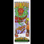 Chuck Sperry - Firehouse Lee Scratch Perry 3 Poster