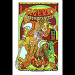 Chuck Sperry - Firehouse Lee Scratch Perry 2 Poster