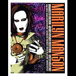 Firehouse Marilyn Manson Poster