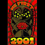 Chuck Sperry - Firehouse Me First Tiki Poster