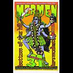 Firehouse Mermen Kali Poster