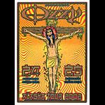 Firehouse Alan Forbes Ozzy Osbourne Poster