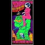 Chuck Sperry - Firehouse Phenomenauts Poster