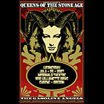Firehouse Queens Of The Stone Age 2007 Poster