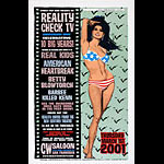 Firehouse Reality Check TV 10th Anniversary Show Poster