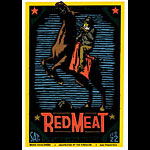 Firehouse Red Meat Poster