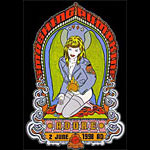Chuck Sperry - Firehouse Smashing Pumpkins Adore Album Release Promo Poster