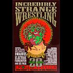 Chuck Sperry - Firehouse Incredibly Strange Wrestling Dwarves Poster