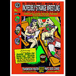 Chuck Sperry - Firehouse Incredibly Strange Wrestling EC1 Poster