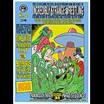 Chuck Sperry - Firehouse Incredibly Strange Wrestling EC2 Poster