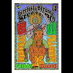 Chuck Sperry - Firehouse Incredibly Strange Wrestling F372 Poster