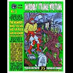 Chuck Sperry - Firehouse Incredibly Strange Wrestling EC3 Poster