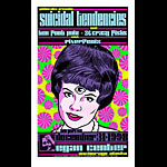 Chuck Sperry - Firehouse Suicidal Tendencies Poster