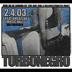 Firehouse Turbonegro Urinal Poster