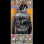 Firehouse - Chuck Sperry and Ron Donovan Virgin Megastore NY Poster