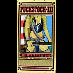 Firehouse Flatstock III Poster