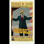 Firehouse George W Bush Poster