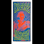 Dave Hunter - Firehouse The Jesus Lizard Poster