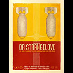 Dave Hunter Dr. Strangelove Movie Poster