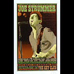 Chuck Sperry - Firehouse Joe Strummer Tribute Poster