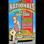 Chuck Sperry - Firehouse Mobel Tegeler Nationals Poster