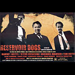 Firehouse - Scott Johnson Reservoir Dogs Movie Poster
