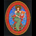 Chuck Sperry - Firehouse San Francisco Rock Poster Revival Poster