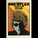 Chuck Sperry Bob Dylan Poster