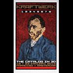Chuck Sperry Kraftwerk Poster