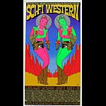 Chuck Sperry - Firehouse Sci Fi Western Show Poster