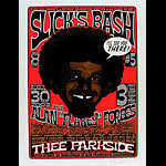 Firehouse Smut Peddlers - Slick's Bash #5 Poster