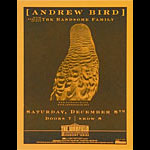Andrew Bird Flyer