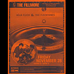 Bela Fleck and the Flecktones Flyer