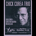 Chick Corea Trio Flyer