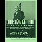Christian McBride and Inside Straight Flyer