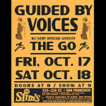 Guided by Voices Flyer
