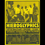 Hieroglyphics Flyer