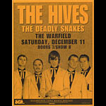 The Hives Flyer