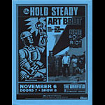 The Hold Steady Flyer